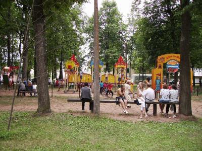 600-летие поселка в 2008