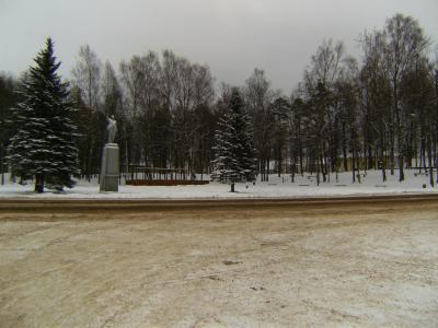Зимняя площадь