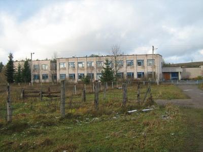 Вотолино. Школа.